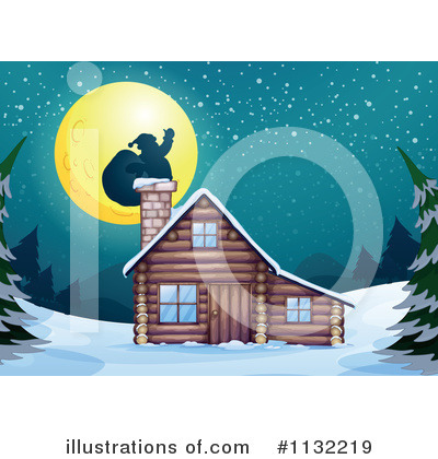 Royalty-Free (RF) Christmas Clipart Illustration by Graphics RF - Stock Sample #1132219
