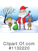Christmas Clipart #1132220 by Graphics RF