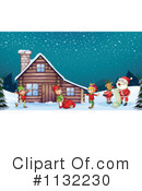 Christmas Clipart #1132230 by Graphics RF
