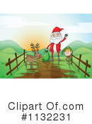 Christmas Clipart #1132231 by Graphics RF