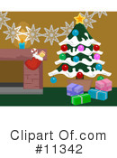 Christmas Clipart #11342 by AtStockIllustration