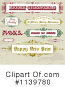 Christmas Clipart #1139780 by BestVector