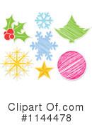 Christmas Clipart #1144478 by Andrei Marincas