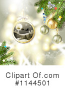 Christmas Clipart #1144501 by merlinul