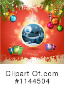 Christmas Clipart #1144504 by merlinul