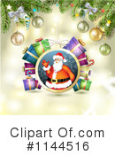 Christmas Clipart #1144516 by merlinul