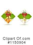 Royalty-Free (RF) Christmas Clipart Illustration #1150904