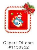 Christmas Clipart #1150952 by merlinul