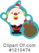 Christmas Clipart #1210474 by Cherie Reve