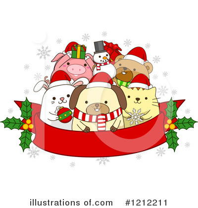 Snowflakes Clipart #1212211 by BNP Design Studio