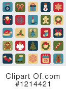 Christmas Clipart #1214421 by Eugene