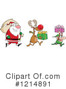 Christmas Clipart #1214891 by Hit Toon