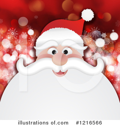 Royalty-Free (RF) Christmas Clipart Illustration by KJ Pargeter - Stock Sample #1216566