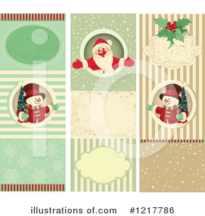 Snowman Clipart #1217786 by Pushkin