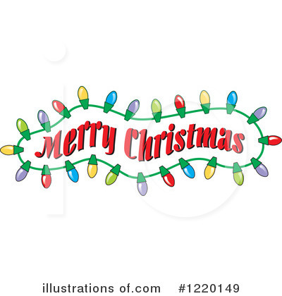 Christmas Clipart #1220149 by Johnny Sajem