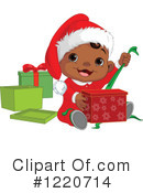 Royalty-Free (RF) Christmas Clipart Illustration #1220714