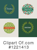 Royalty-Free (RF) Christmas Clipart Illustration #1221413