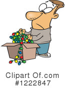 Christmas Clipart #1222847 by toonaday