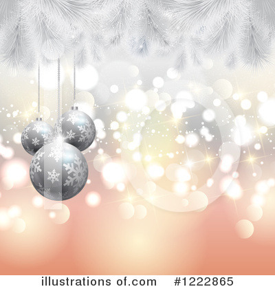 Royalty-Free (RF) Christmas Clipart Illustration by KJ Pargeter - Stock Sample #1222865