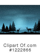 Christmas Clipart #1222866 by KJ Pargeter
