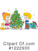 Christmas Clipart #1222930 by Alex Bannykh