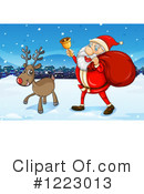 Christmas Clipart #1223013 by Graphics RF