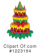 Royalty-Free (RF) Christmas Clipart Illustration #1223164