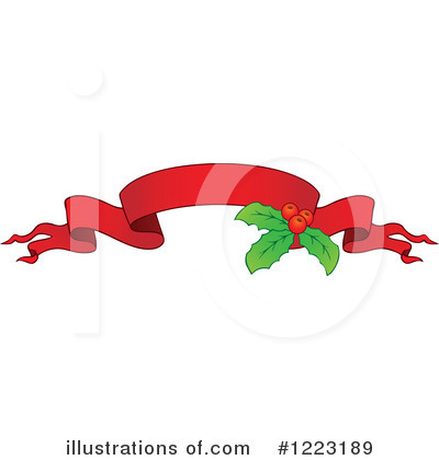 Ribbon Banner Clipart #1223189 by visekart