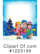 Christmas Clipart #1223199 by visekart