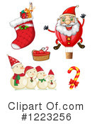 Christmas Clipart #1223256 by Graphics RF