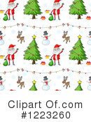 Christmas Clipart #1223260 by Graphics RF