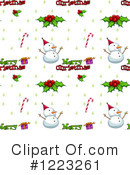 Christmas Clipart #1223261 by Graphics RF