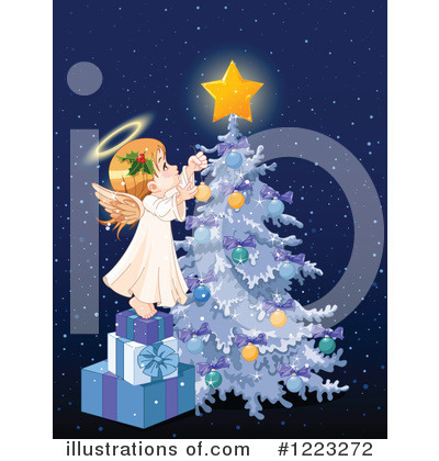 Angel Clipart #1223272 by Pushkin