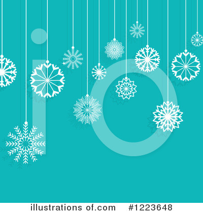 Royalty-Free (RF) Christmas Clipart Illustration by KJ Pargeter - Stock Sample #1223648