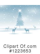 Christmas Clipart #1223653 by KJ Pargeter