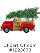 Royalty-Free (RF) Christmas Clipart Illustration #1223833