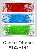 Christmas Clipart #1224141 by KJ Pargeter