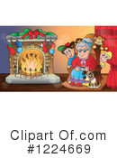 Christmas Clipart #1224669 by visekart