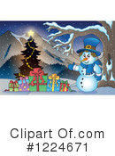 Christmas Clipart #1224671 by visekart