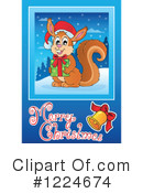 Royalty-Free (RF) Christmas Clipart Illustration #1224674