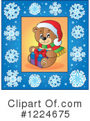 Christmas Clipart #1224675 by visekart