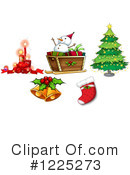Christmas Clipart #1225273 by Graphics RF