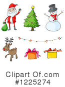 Christmas Clipart #1225274 by Graphics RF