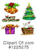 Christmas Clipart #1225275 by Graphics RF