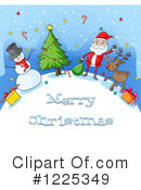 Christmas Clipart #1225349 by Graphics RF