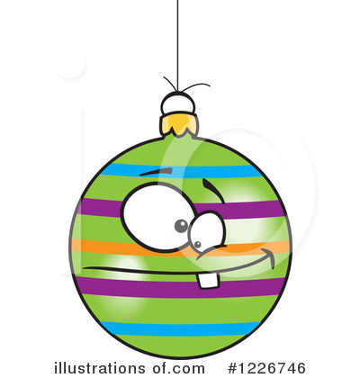 Royalty-Free (RF) Christmas Clipart Illustration by toonaday - Stock Sample #1226746