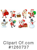 Christmas Clipart #1260737 by Graphics RF