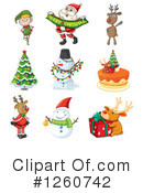 Christmas Clipart #1260742 by Graphics RF