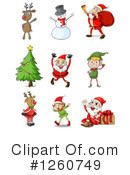 Christmas Clipart #1260749 by Graphics RF