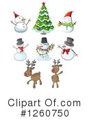 Christmas Clipart #1260750 by Graphics RF